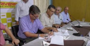 Convenio SCCU y la Intendencia departamental de Rivera